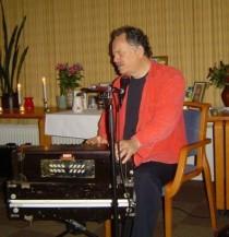 Hein Braat, zanger van de mantra